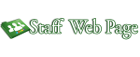 STAFF WEB PAGE